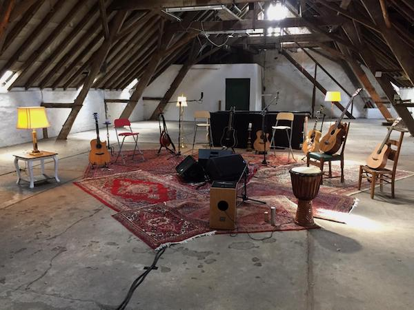 Kaluza & Blondell Granary Sessions